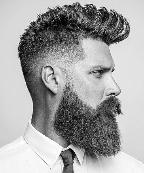 low taper fade haircut 103