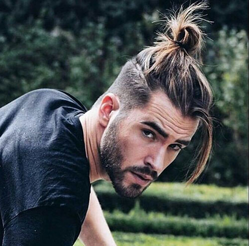top knot 100