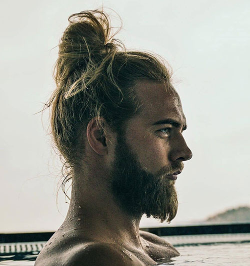 top knot 101