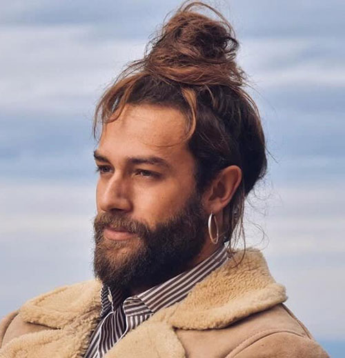 top knot 103