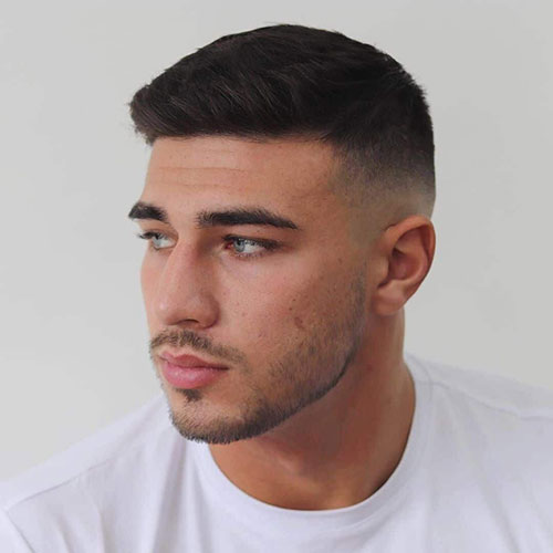 the best taper fade haircut 129