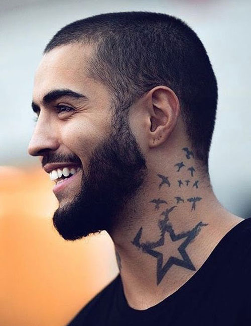 20 Stylish Buzz Cut Hairstyles For Men 2021 Guide Hairmanz