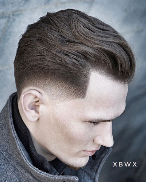 wavy hairstyles for men 101