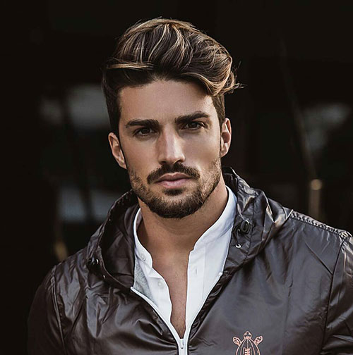 wavy hairstyles for men 114