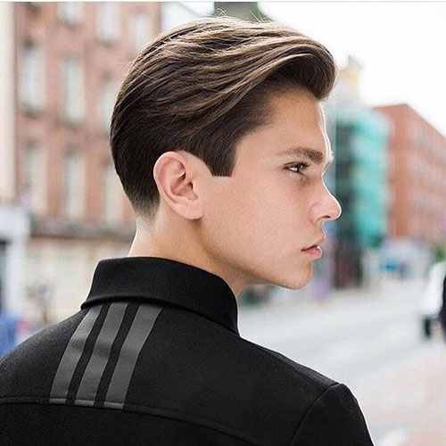 wavy hairstyles for men 116