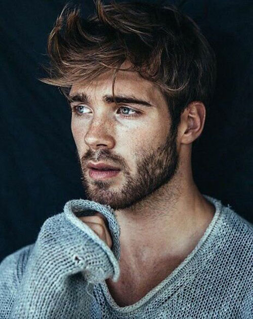 wavy hairstyles for men 122