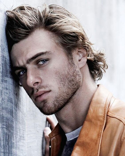 wavy hairstyles for men 126