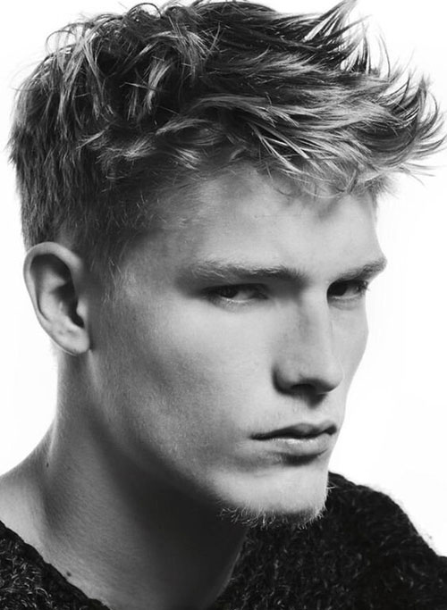 wavy hairstyles for men 128
