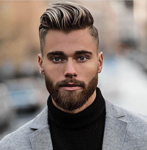 wavy hairstyles for men 130