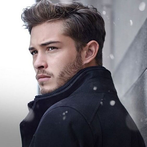 wavy hairstyles for men 131