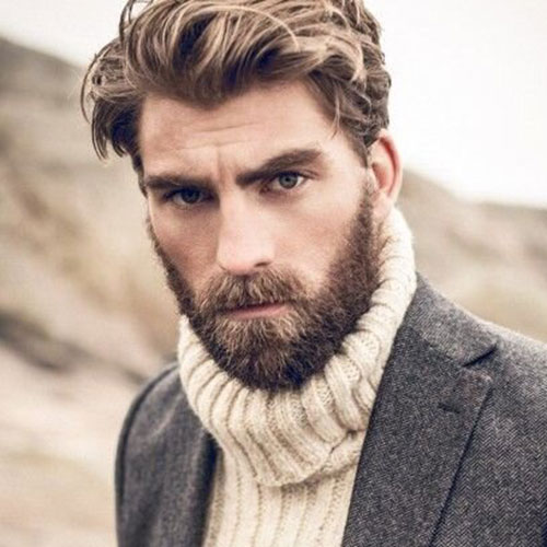 wavy hairstyles for men 133