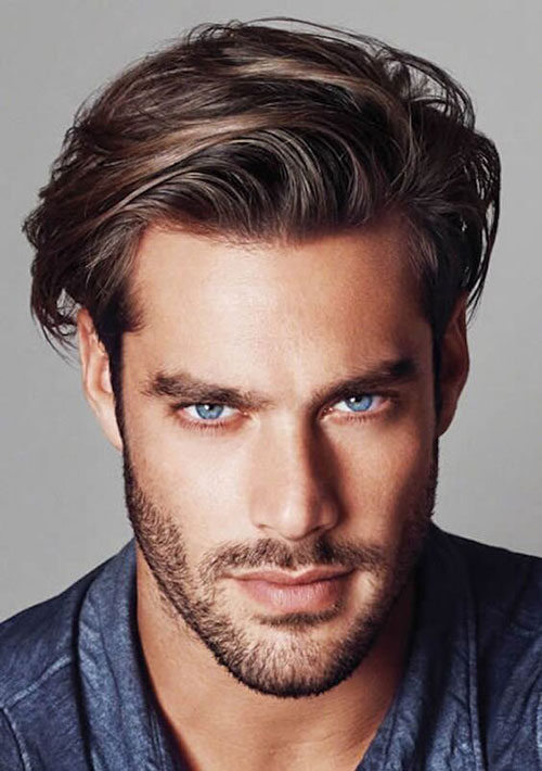 wavy hairstyles for men 134
