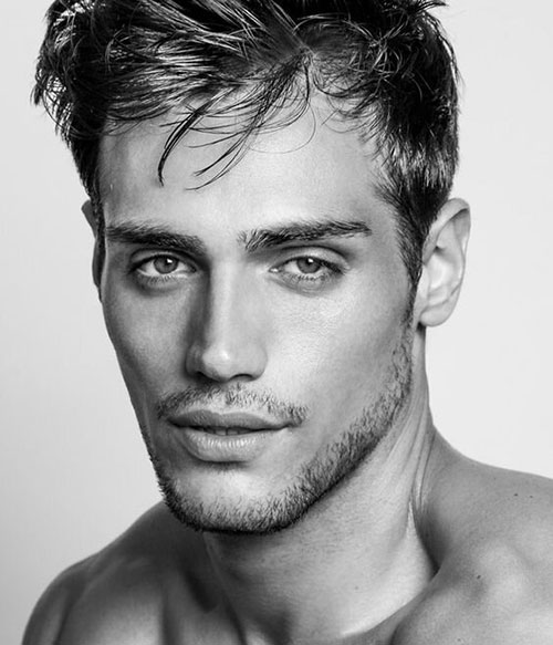 wavy hairstyles for men 137