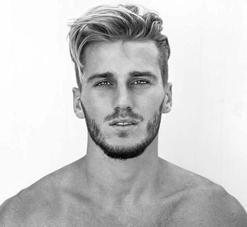 wavy hairstyles for men 138