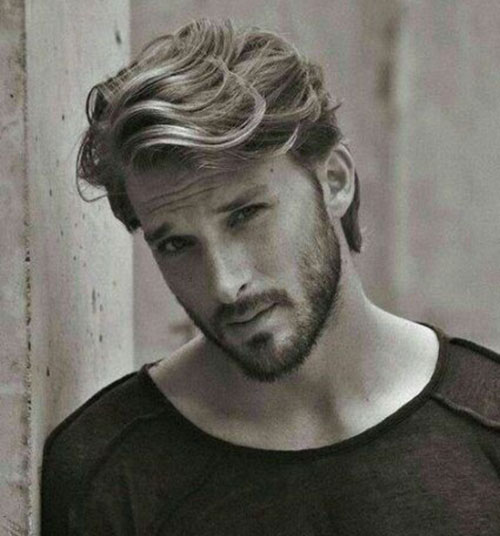 wavy hairstyles for men 142
