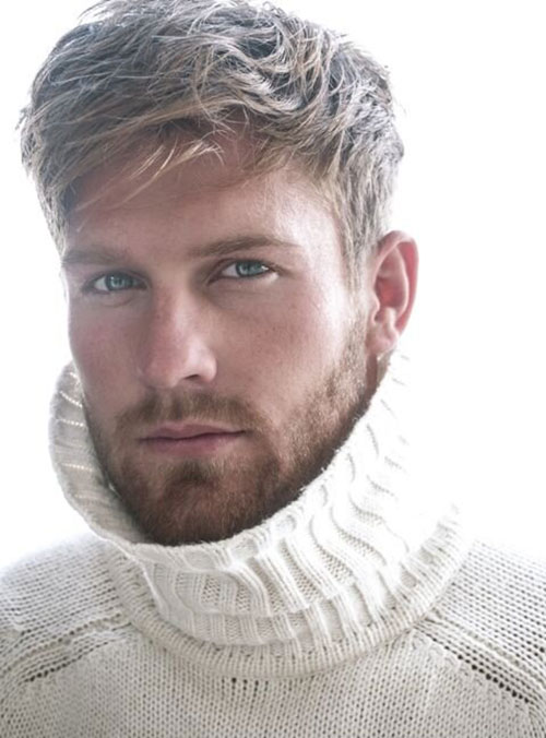 wavy hairstyles for men 149