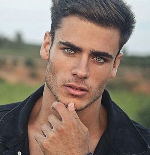 wavy hairstyles for men 150