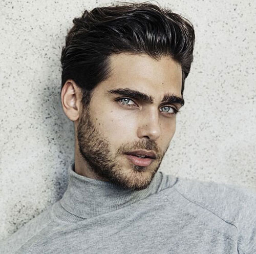 wavy hairstyles for men 151