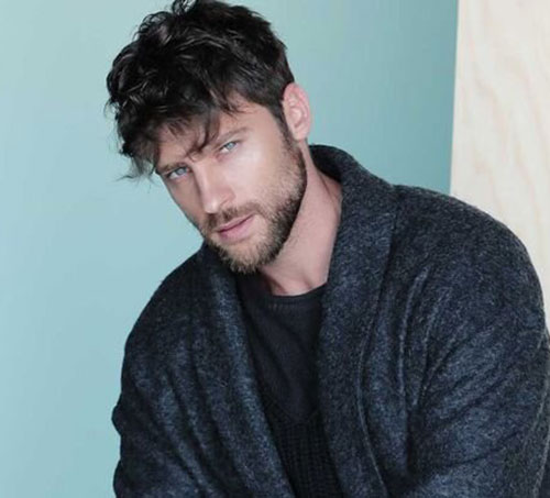 wavy hairstyles for men 152