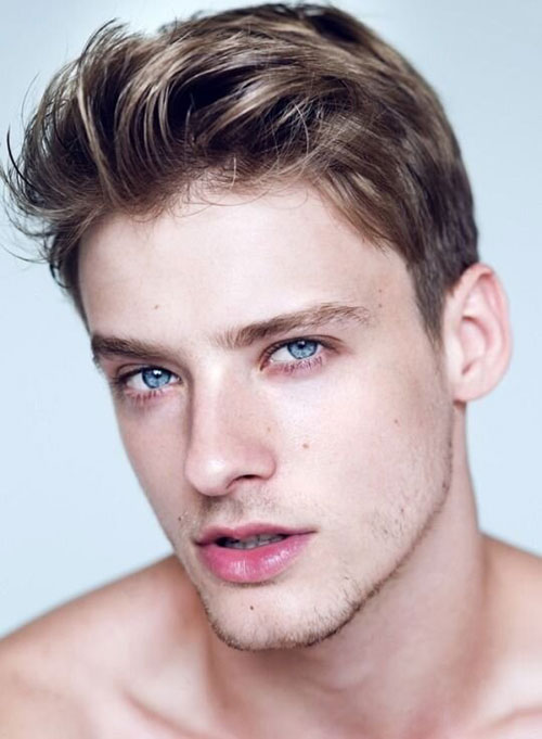wavy hairstyles for men 153