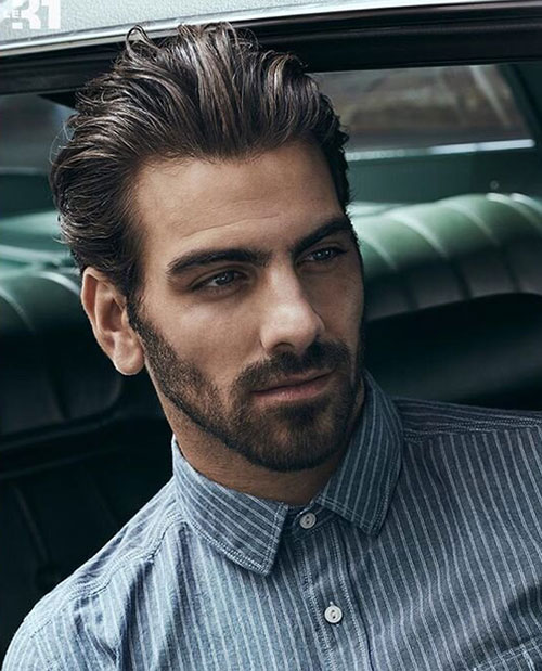 wavy hairstyles for men 155
