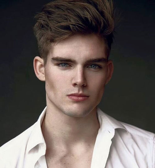 wavy hairstyles for men 158