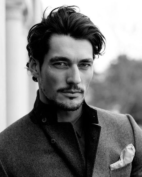 wavy hairstyles for men 160