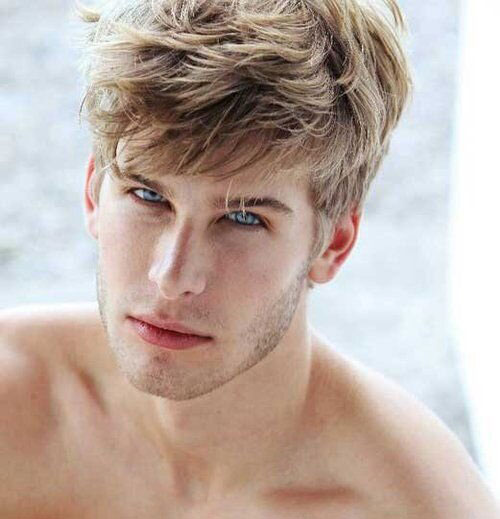 wavy hairstyles for men 170