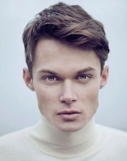 wavy hairstyles for men 178