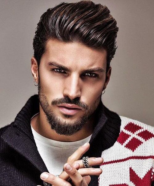 wavy hairstyles for men 180