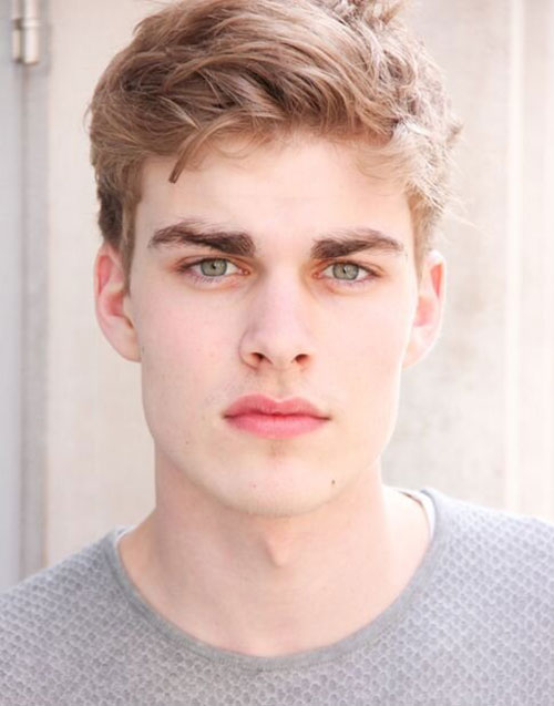 wavy hairstyles for men 187