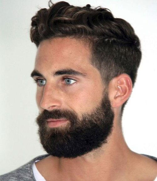 wavy hairstyles for men 190