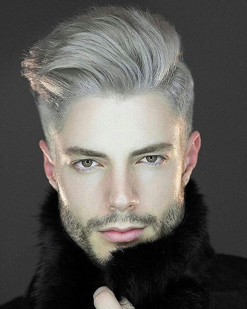 wavy hairstyles for men 196