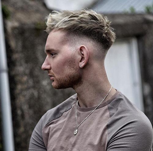 faux hawk haircut 6