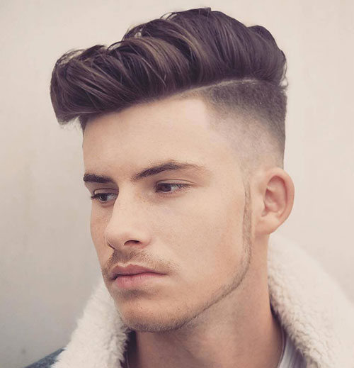 faux hawk haircut 9