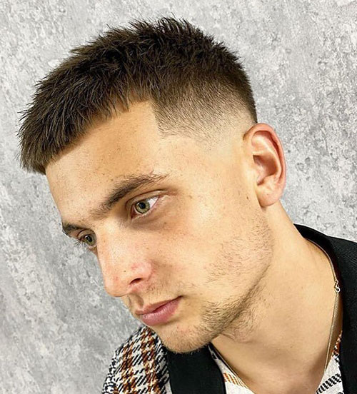 high and tight haircut 12