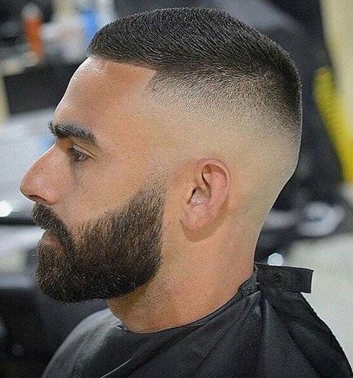 high and tight haircut 24