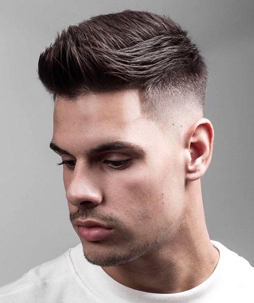 high and tight haircut 35
