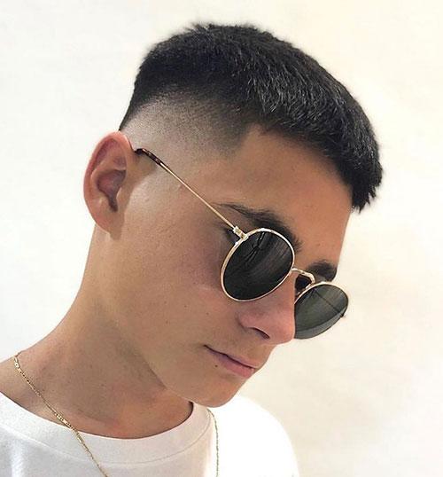 high and tight haircut 36