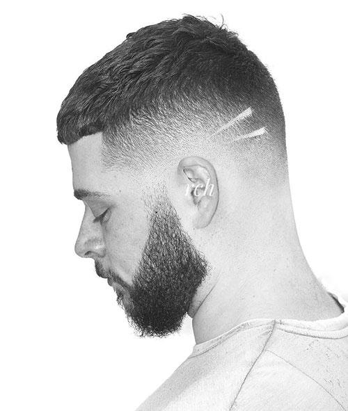 high and tight haircut 9