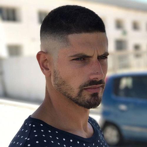high and tight haircut 49
