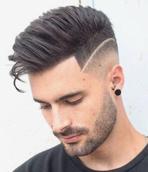 mid fade haircut 128