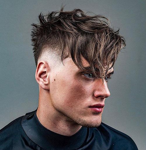 mid fade haircut 135