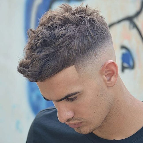 mid fade haircut 138