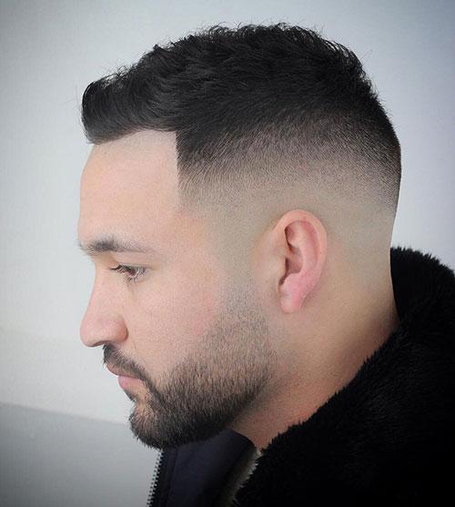 mid fade haircut 142