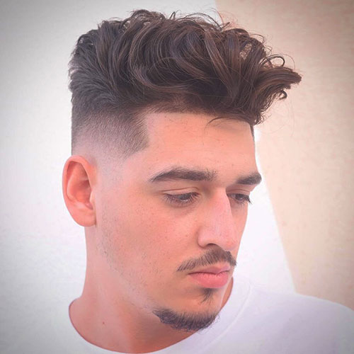 mid fade haircut 145