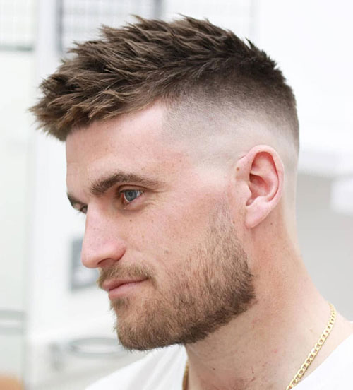 military haircuts 36