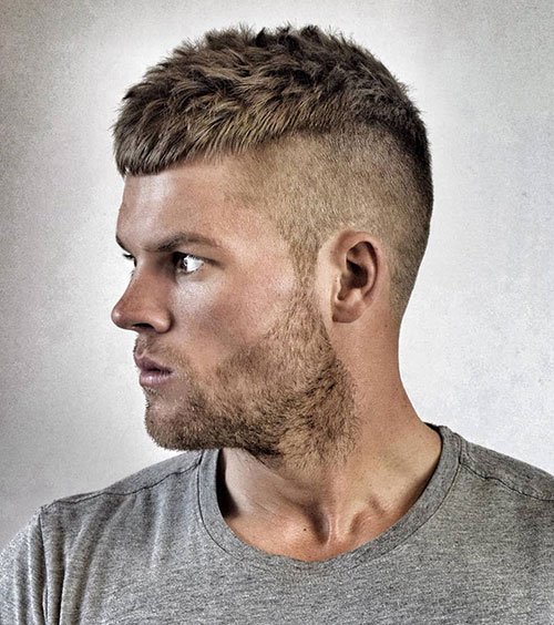 military haircuts 49