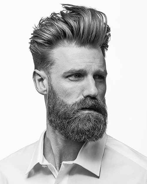 slicked back hairstyles for men 20