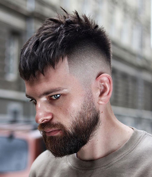 spiky hair for men 11